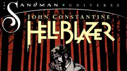 DC Comics annuncia il ritorno di Constantine nel Sandman Universe con la serie Hellblazer!