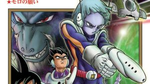 Dragon Ball Super, la Cover del volume n.10