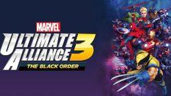 Marvel Ultimate Alliance 3: The Black Order- Anteprima