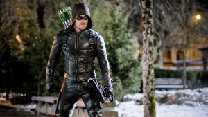 Arrow 8: Stephen Amell confronta il finale della serie con quello di Game of Thrones