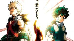 My Hero Academia: Heroes Rising si collegherà al finale originale della serie