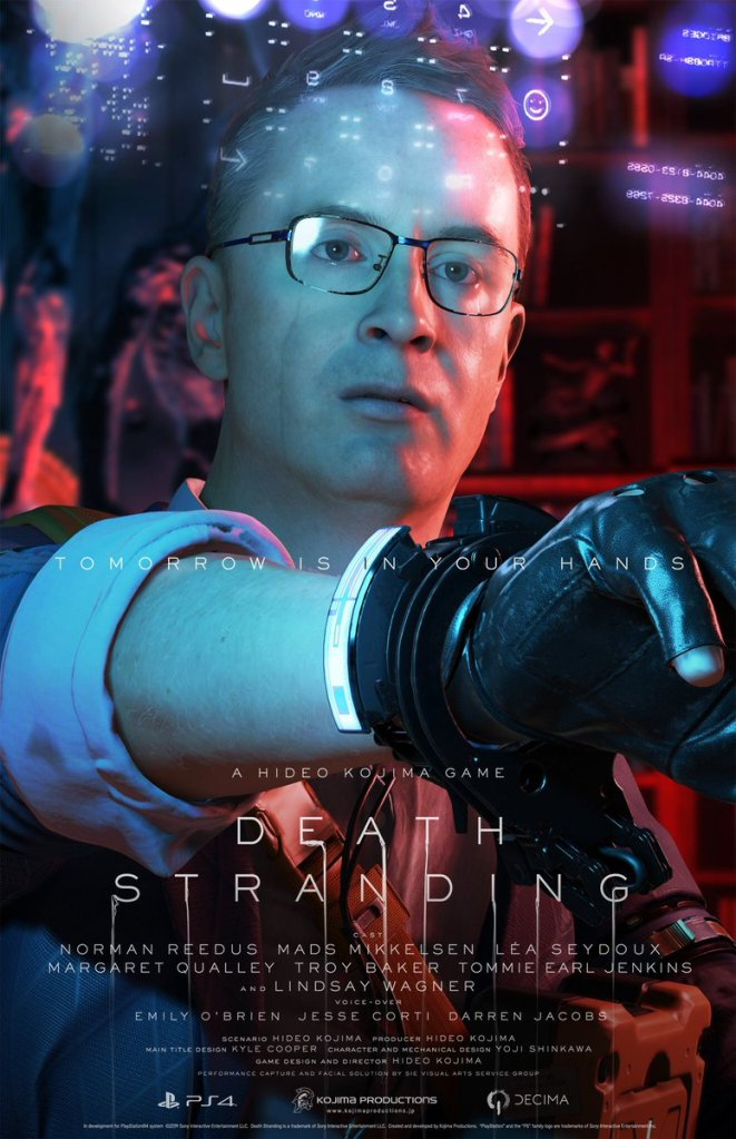 Heartman Death Stranding
