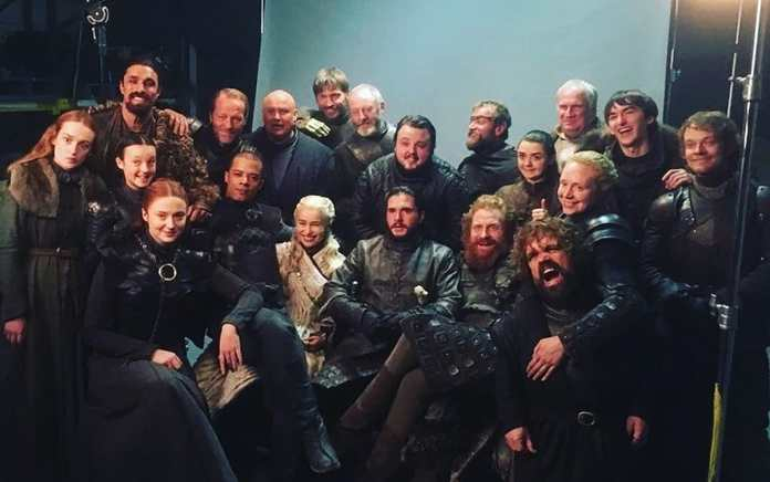 got 8 emmy 2019 cast