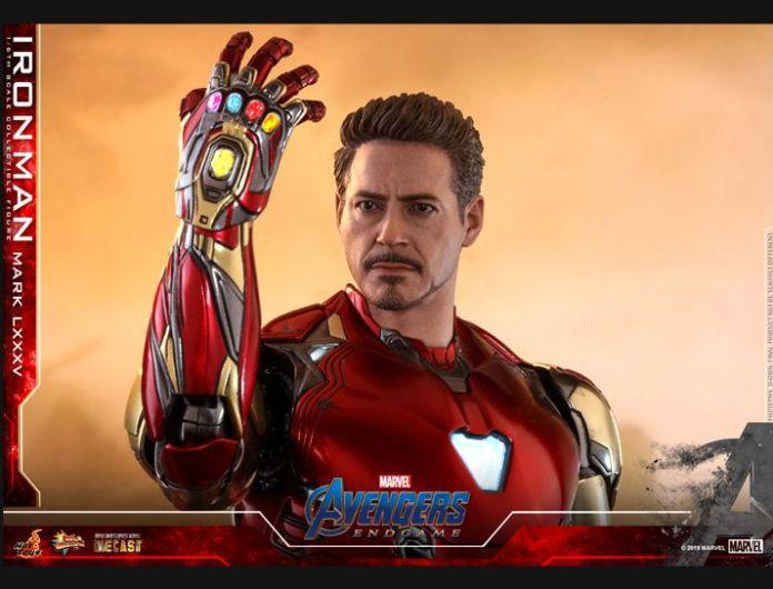 Iron Man Mark LXXXV