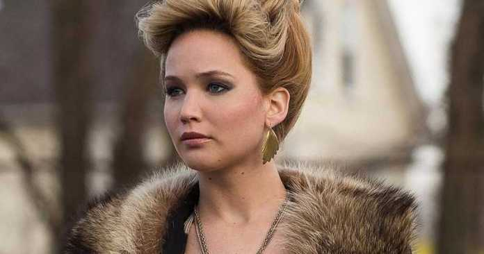 Jennifer Lawrence in Mob Girl di Paolo Sorrentino