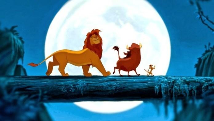 Il Re Leone , nuove clip del live-action Disney