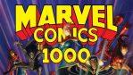 San Diego Comic-Con 2019: nuova variant di Greg Hildebrandt per Marvel Comics #1000