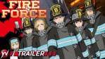 Fire Force, il nuovo anime in simulcast da stasera su Yamato Animation