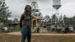 The Walking Dead 10: quando ritornerà Michonne?