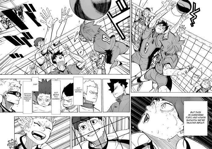 haikyu hianta kageyama hirugami kourai karasuno kamomedai