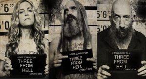 3 From Hell: una nuova foto dal set del film di Rob Zombie