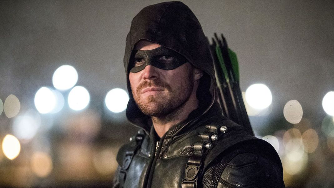 Arrow 7: Freccia Verde (Stephen Amell)