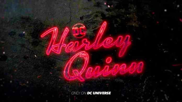 Harley quinn Dc universe