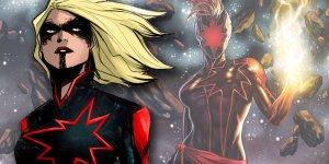 Captain Marvel mostrerà il suo lato più oscuro in 'The Last Avenger'