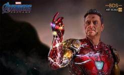 "Avengers: Endgame, Iron Studios presenta la nuova statua ""I am Iron Man"""