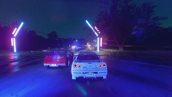 Need for Speed Heat Media trailer