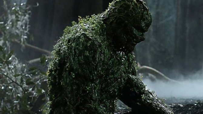swamp thing recensione dc universe