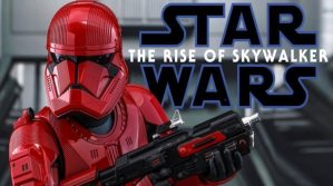 Star Wars: L'Ascesa di Skywalker - Chi sono i Sith Troopers?