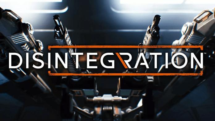 Disintegration PS4 Wallpaper