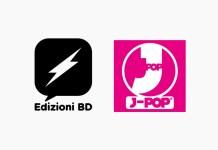 edizioni bd j pop manga