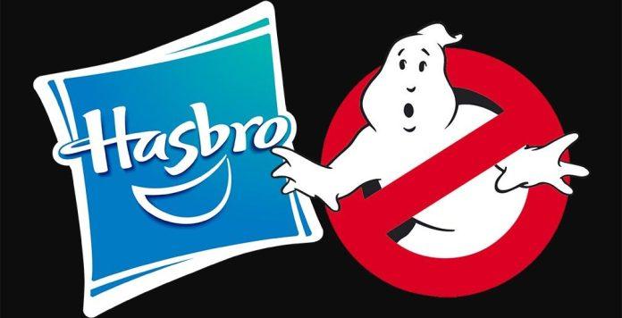 Ghostbuster hasbro