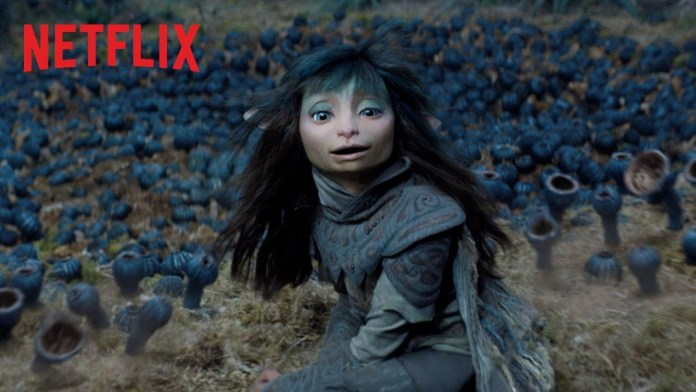 The dark crystal: la resistenza ritorno a thra video intervista attori e ideatori serie tv prequel netflix