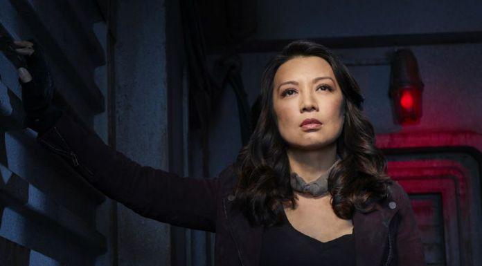 Ming-Na Wen in Star Wars: The Mandalorian