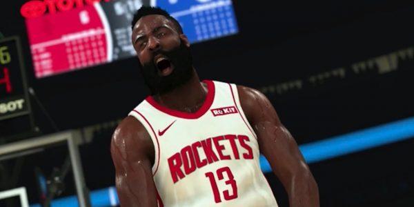 NBA 2K20 Video Gameplay