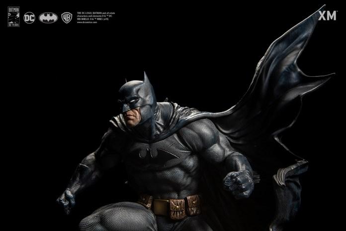 Batman Hush XM Studios 80 anni DC Comics Action figure jim lee