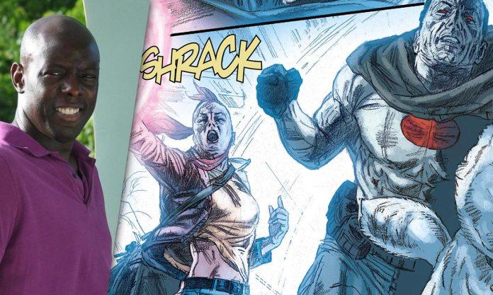 Edizioni Starc Comics Doug Braithwaite