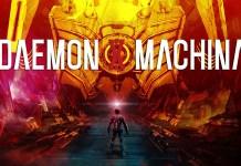 Daemon X Machina art