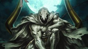 Kang trionfa nell'annual di Moon Knight
