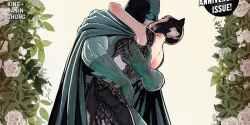 Tom King rivela la ragione personale per cui il suo Batman è una storia d'amore
