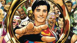 DC Comics: nuova cover variant di Jim Cheung per la Legione dei Super-Eroi