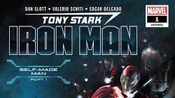 Marvel: la serie TONY STARK: IRON MAN si concluderà a dicembre negli Stati Uniti