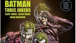 Three Jokers: Jason Fabok condivide un breve Sneak Peek