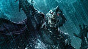 DC Comics annuncia Ocean Master: Year of the Villain