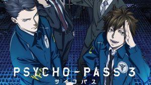 Psycho Pass 3: Data di Uscita e Trailer della terza stagione