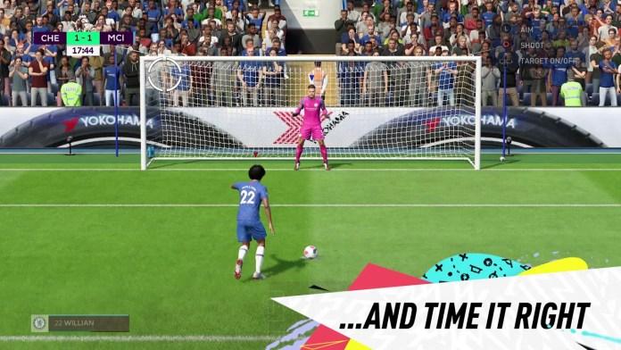 FIFA 20 Demo Rigori