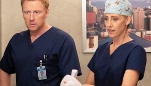 Grey's Anatomy 16: foto e anticipazioni su Teddy ed Owen