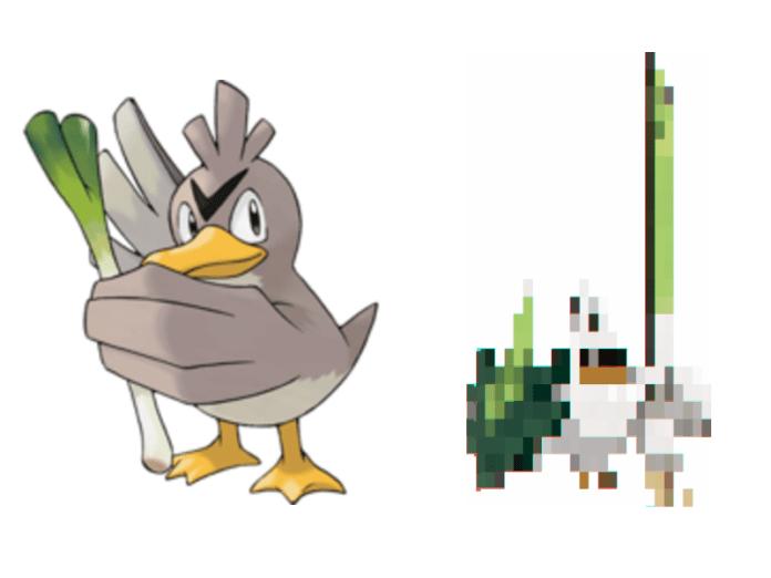 Farfetchd Pokémon