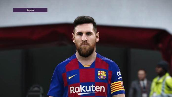 Messi PES 2020 Recensione
