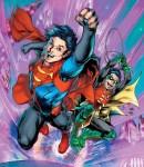 La Legione dei Super-Eroi da il benvenuto a Damian Wayne nel 31 secolo