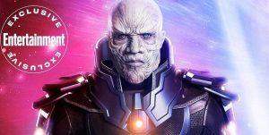 Crisi sulle Terre Infinite: ecco la prima foto ufficiale dell'Anti-Monitor