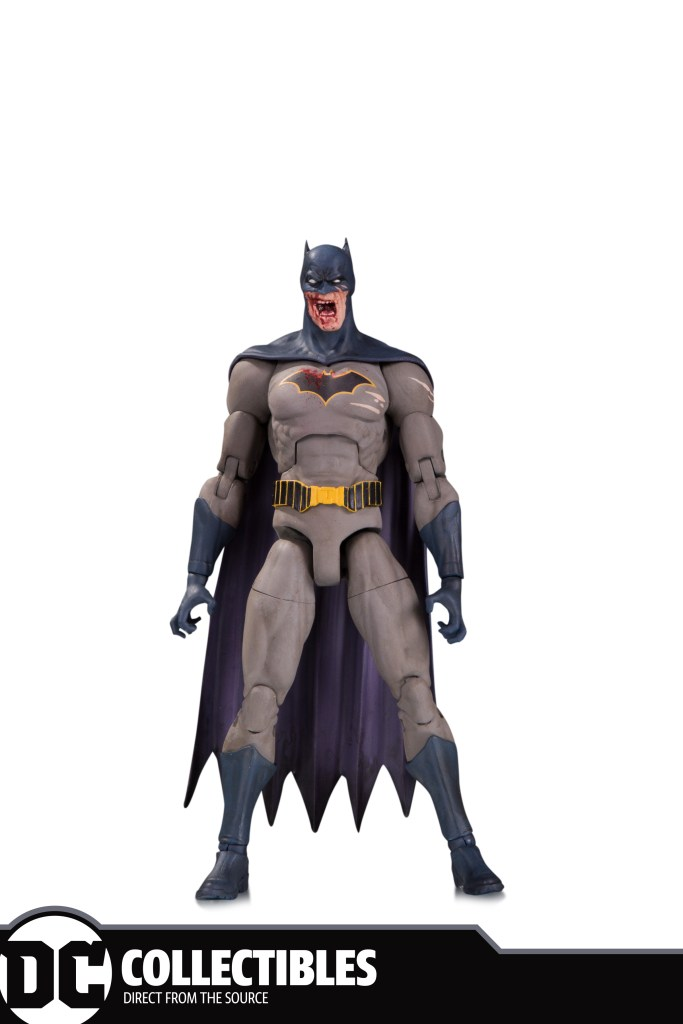 DCeased DC Comics Superman Batman Joker Harley Quinn DC Collectibles Action Figure Statue