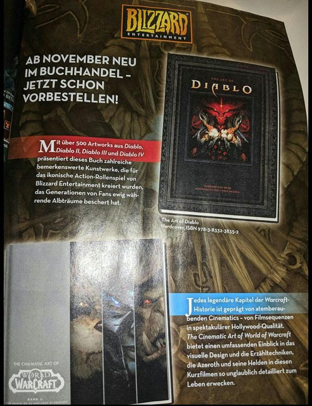 BlizzCon Diablo 4 leak