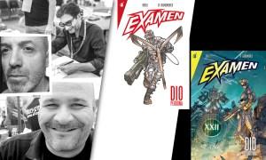 Edizioni Star Comics: a Lucca Comics & Games 2019 ospiti gli autori di Examen