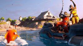 """Fortnite Nuovo Mondo: come completare la missione """"Pesca un'arma"""""""
