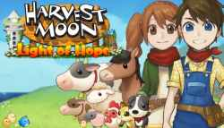 Harvest Moon: Light of Hope - disponibile al Special Edition COMPLETE