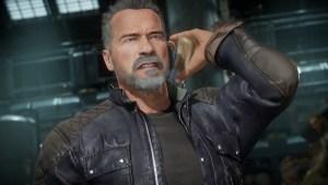 Mortal Kombat 11: il Terminator T-800 incanta con un trailer!